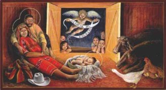 nativity_guatemalan