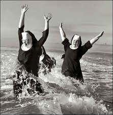 Radical Nuns Take Over the U.N. -- World Peace Declared and the Church Objects! (2/2)