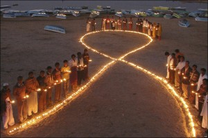 aids_ribbon_candles