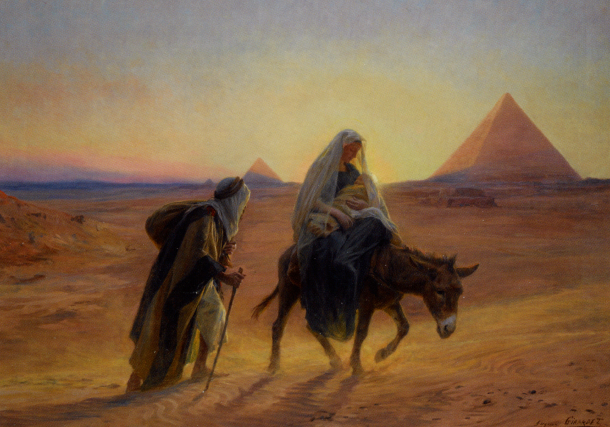 Learning to Love on the <b>Flight to Egypt</b> – Peculiar Faith